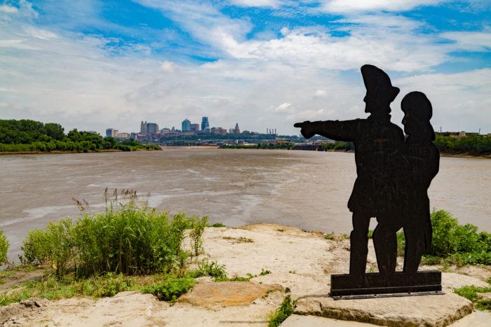 3. Riverfront Heritage Trail – Kansas City
