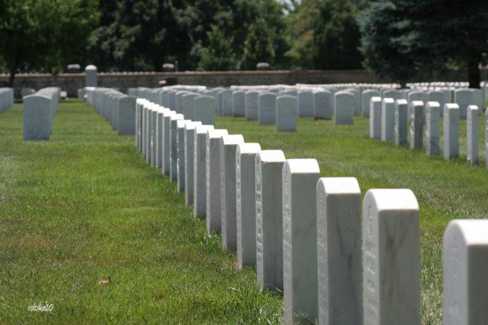 3. Springfield National Cemetery – Springfield
