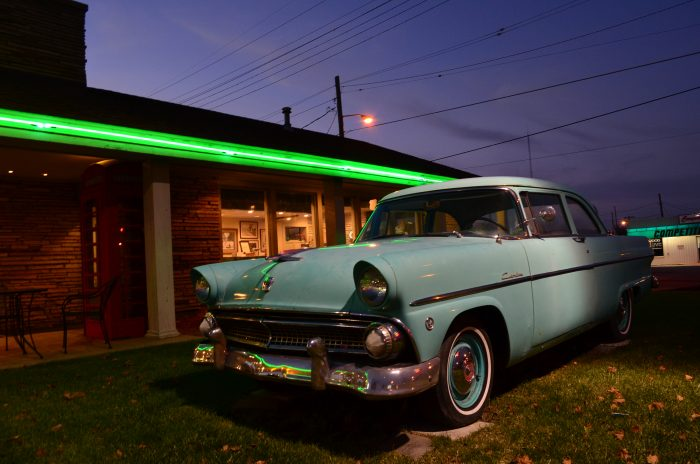 3. Go on a Route 66 adventure.