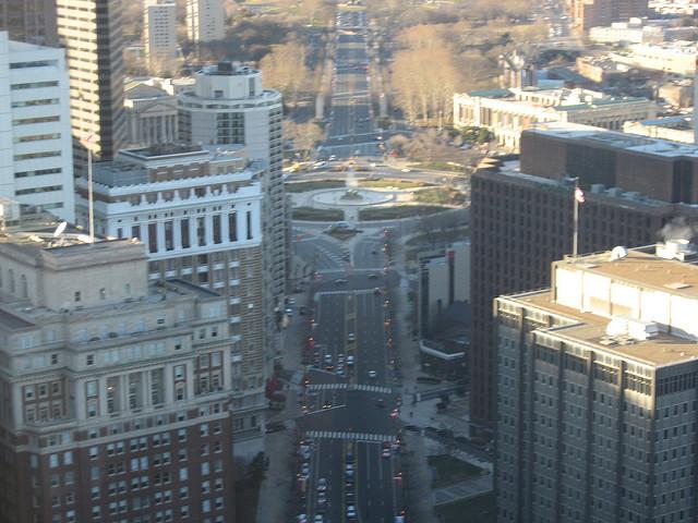 4. City Tower Hall, Philadelphia