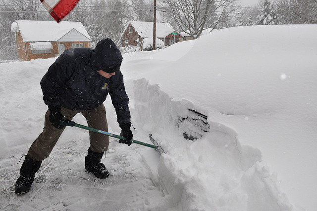 4. Pittsburghers are always willing to lend a helping hand, whether it's changing a flat tire for a stranded motorist or shoveling snow for a neighbor who can't and...