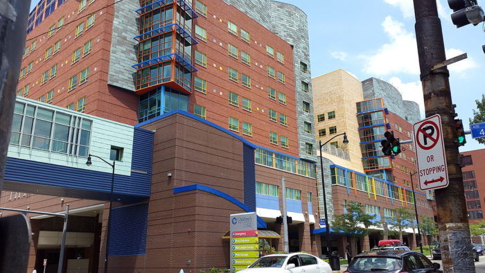 4. Children's Hospital of Pittsburgh of UPMC
