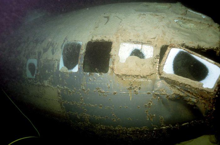 B-29 Superfortress Bomber Hidden Beneath Lake Mead