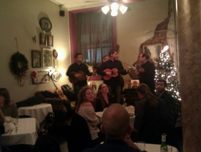 4. The Gypsy Cafe, Pittsburgh
