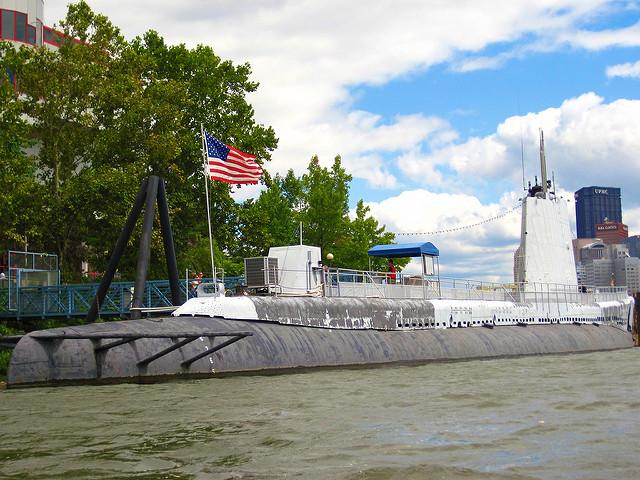 4. USS Requin
