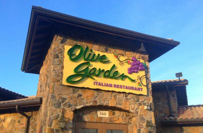 4. Olive Garden