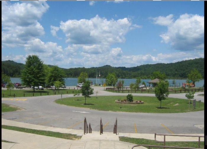 4. Paintsville Lake Marina, Staffordsville