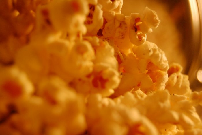 4. It will make the flavor of your popcorn 'pop'.