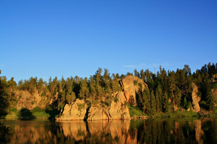 1. Stockade Lake Trail - Custer State Park
