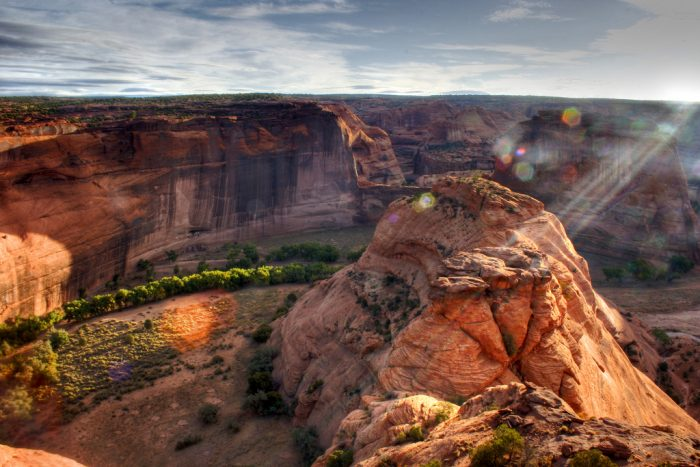 10. Navajo Nation poet laureate and ASU professor Laura Tohe wrote and published a book of poetry centered around the canyon called Tséyí / Deep in the Rock: Reflection onCanyon de Chelly in 2005.