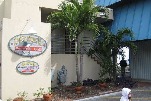 8. Dry Dock Waterfront Grill, Longboat Key