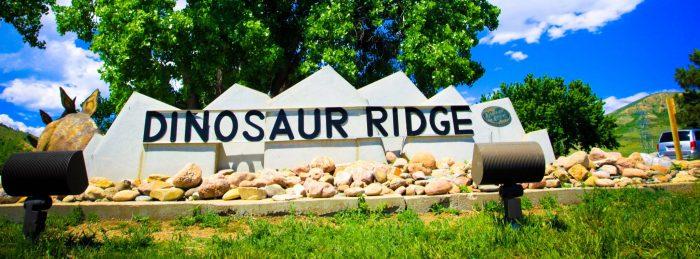 9. Dinosaur Ridge