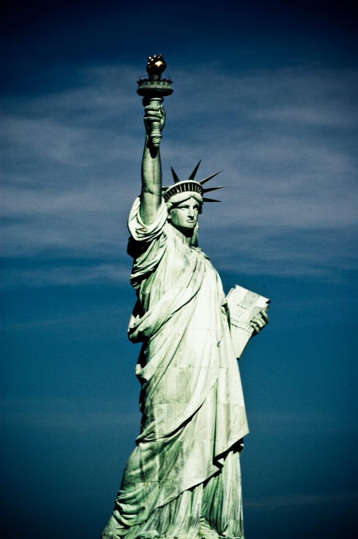 4. Statue of Liberty, New York