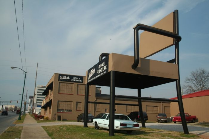 3. World's Largest Office Chair