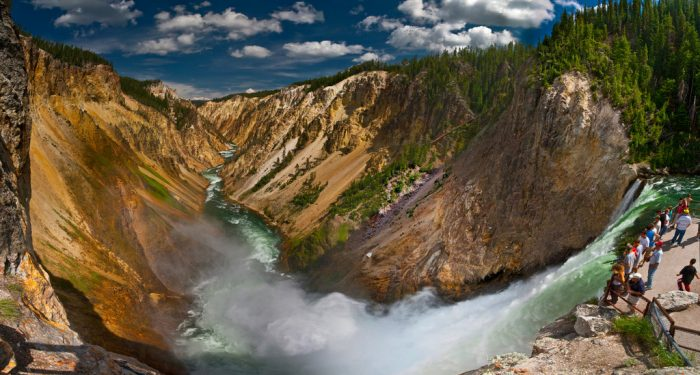 5. Grand Canyon Of The Yellowstone