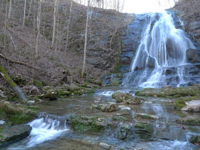 1. Elrod Falls