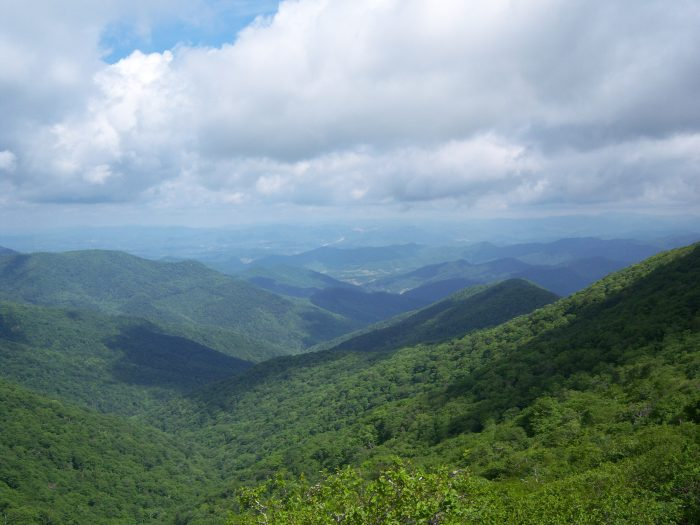 12. You might overhear a tourist exclaiming that they never knew Virginia had so many mountains...