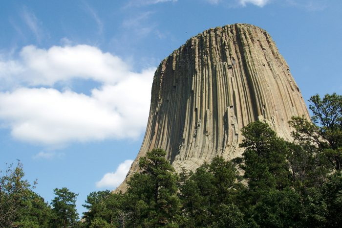 4. Visit The First National Monument In The United States... Devils Tower