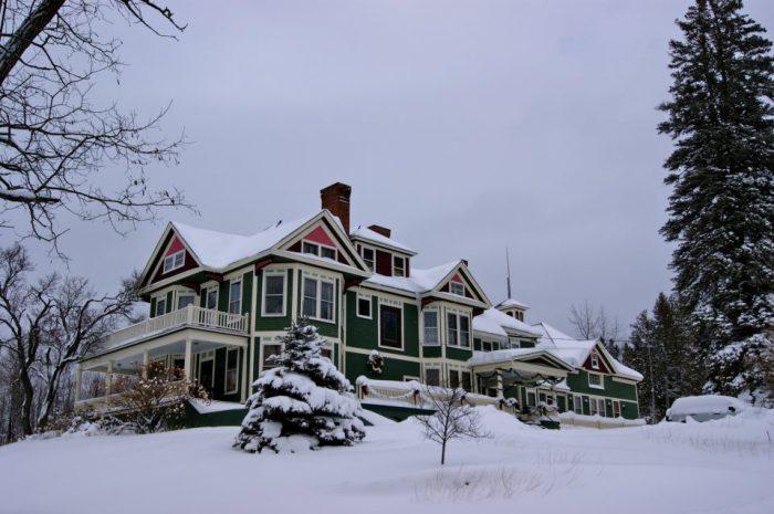 6. The Greenville Inn, Greenville
