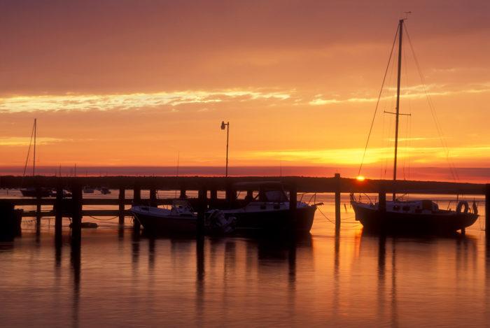 5. Westport Harbor