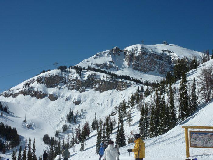 11. Ski At The #1 Best Ski Destination In The USA According To U.S. News & World Resport... Jackson Hole