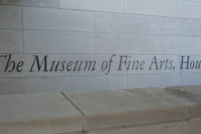 4. The Houston Museum of Fine Arts is the largest art museum in the state.
