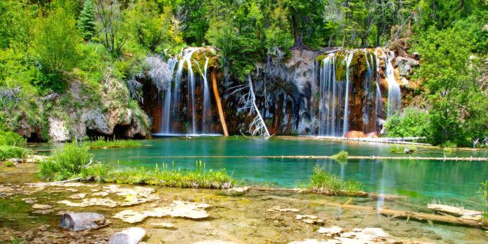 5. Hanging Lake (Glenwood Springs)