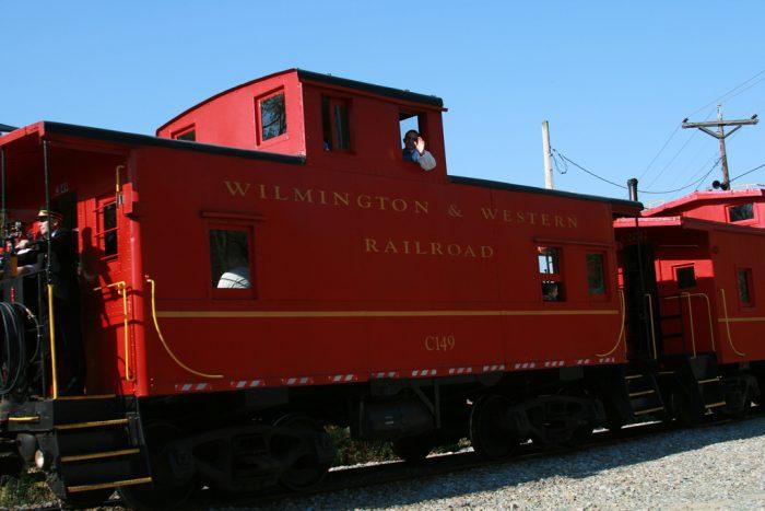 8. Wilmington & Western Railroad