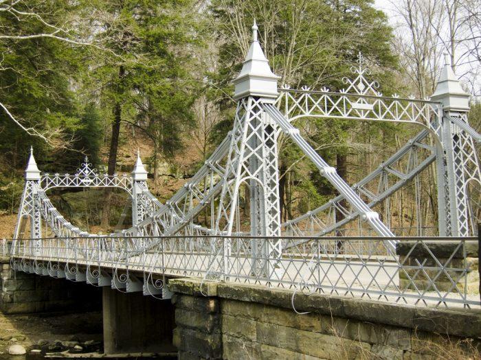 11. East Cohasset Hike/Bike Trail (Mill Creek Park)