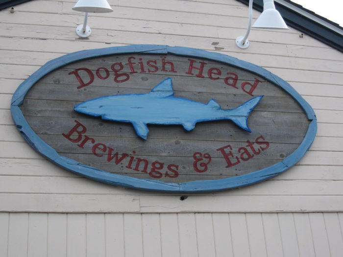 Or you could head down to Rehoboth Beach for the Brewpub.