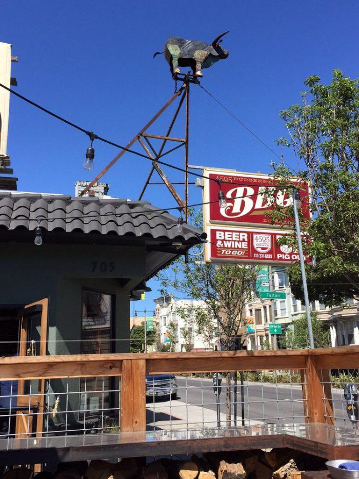 4. 4505 Burgers & BBQ: 705 Divisadero St.