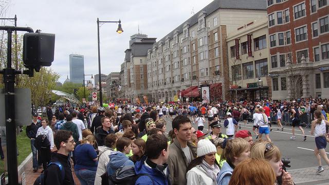8. The Boston Marathon