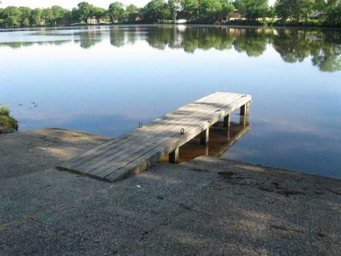 1. Silver Lake Park,  Dover