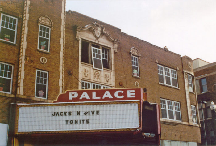 3. Palace Theater, Indiana