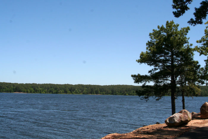 1. DeGray Lake Resort State Park (Bismarck)