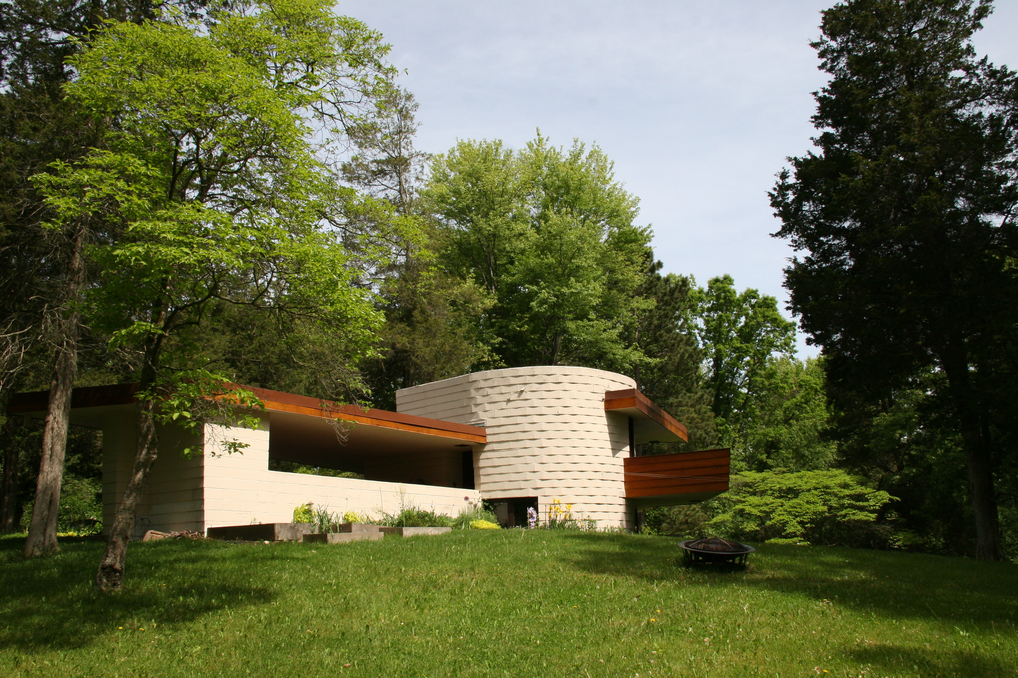 Aaa San Antonio >> Frank Lloyd Wright Designed These 8 Michigan Homes