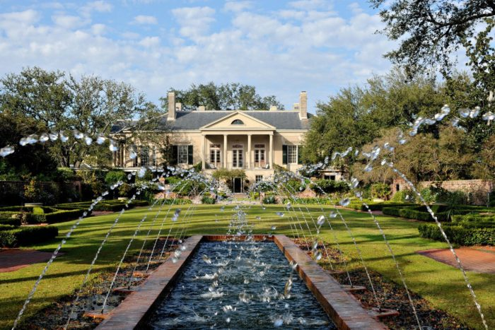 Longue Vue House and Gardens is located on 7 Bamboo Rd in New Orleans.
