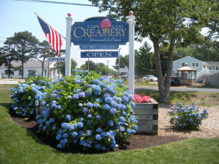 3. Cape Cod Creamery in Hyannis and Yarmouth