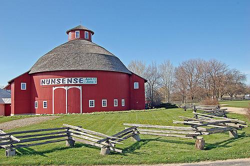 7. Amish Acres - Nappanee