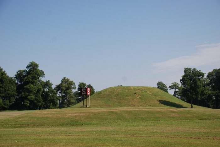 9. Incredible things await you at Toltec Mounds Archeological State Park in Scott.