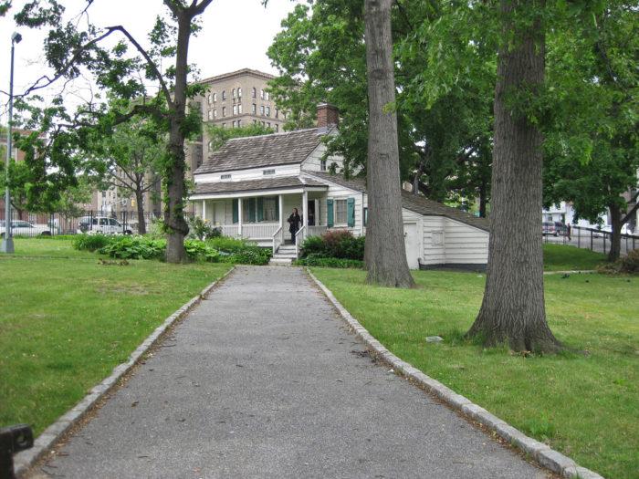 4. Edgar Allen Poe Cottage