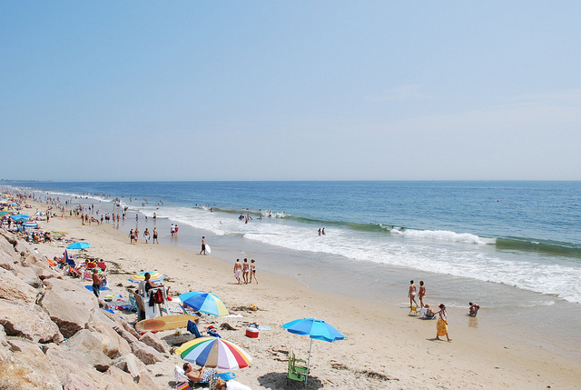 7. The state beaches are some of the most stunning in the entire country.