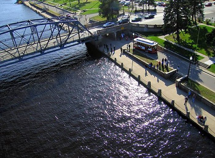 13. Take a trolley tour in Stillwater and learn about the history of MN and the St. Croix.