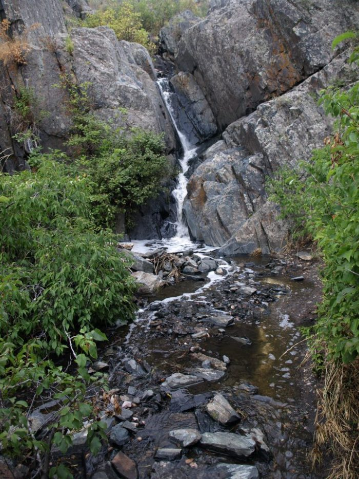 10. Soldier Canyon Falls (Fort Collins)