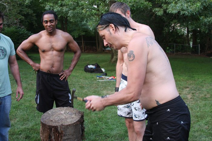 """6.  No one can beat us at games of """"Stump."""""""