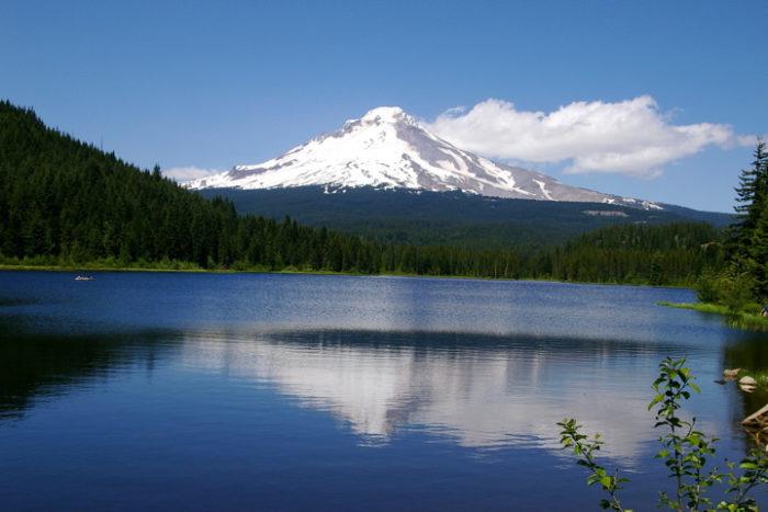 5. Trillium Lake