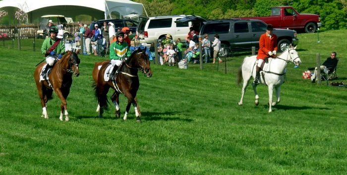 7. Winterthur Point to Point, Winterthur Mansion, May, Wilmington