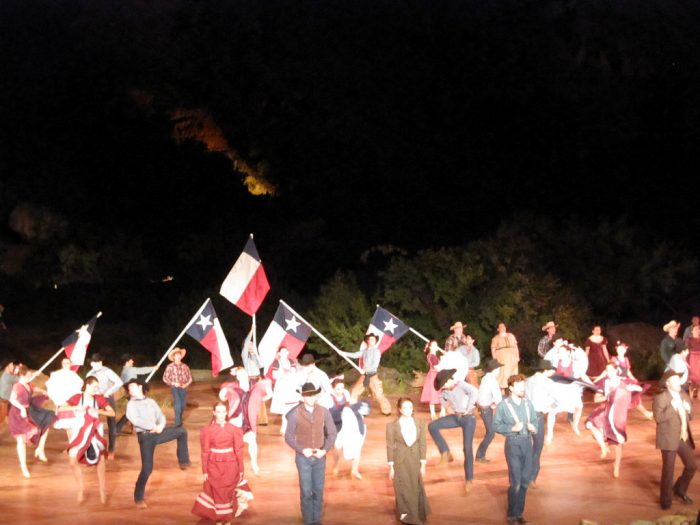 You can even see the uplifting musical, 'TEXAS!', which is performed on an outdoor stage overlooking the canyon.