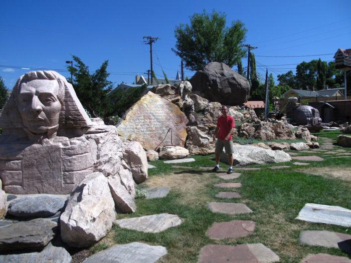 14. Gilgal Garden