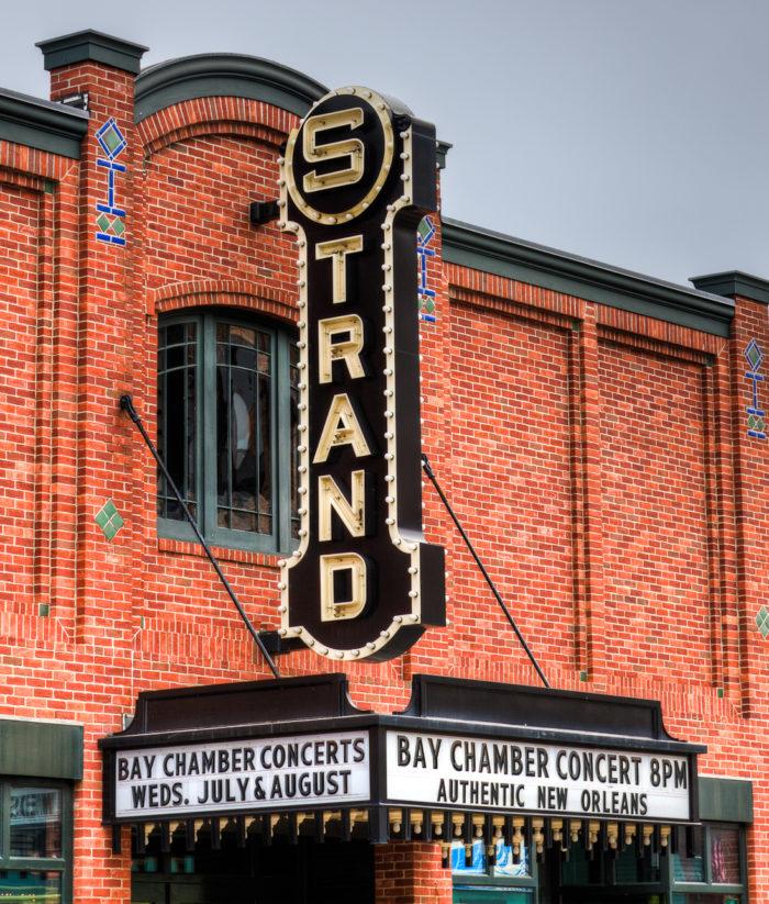 Maine: Strand Cinema, Skowhegan
